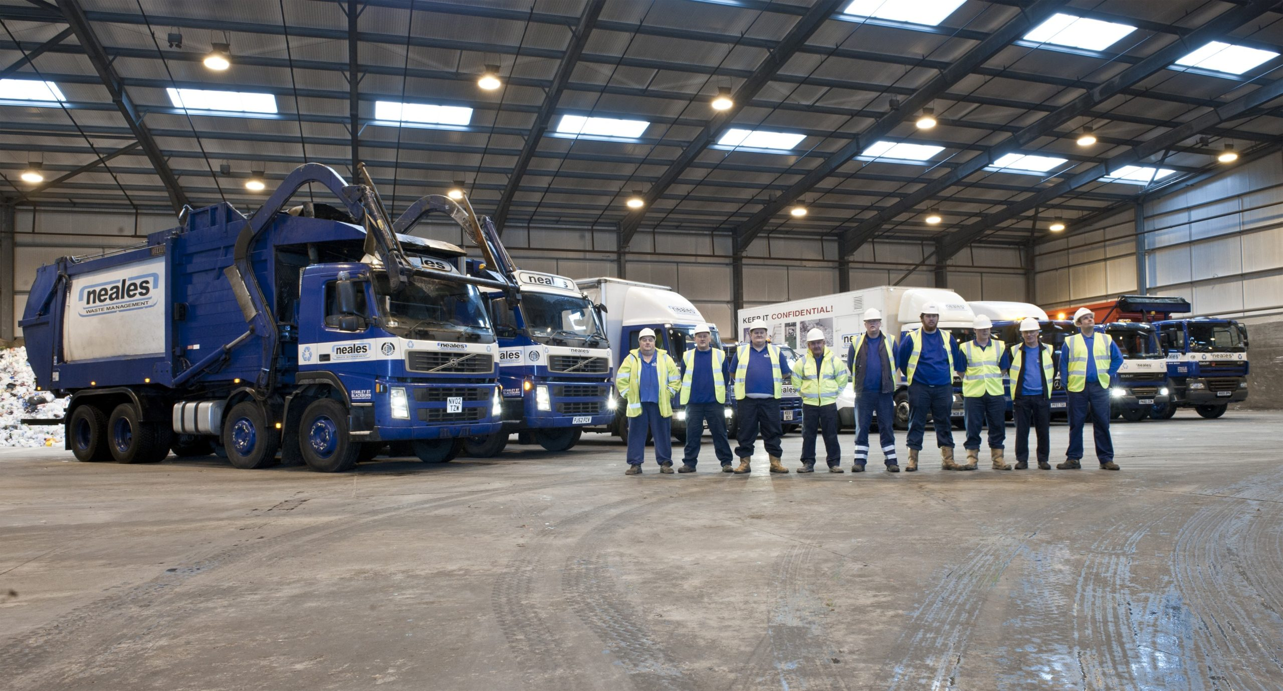 Neales Waste Management